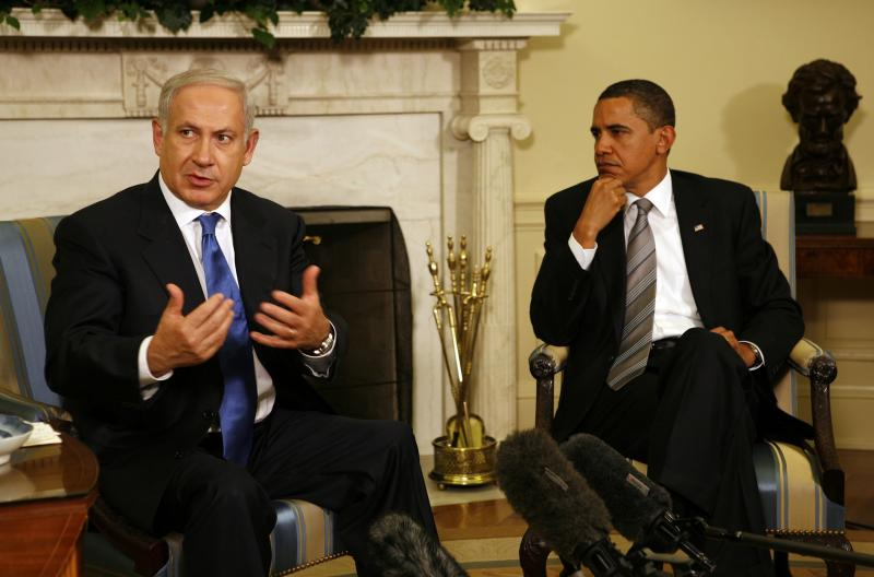 Obama's trip to Tel-Aviv needs to be more successful than Netanyahu's ventures to Washington