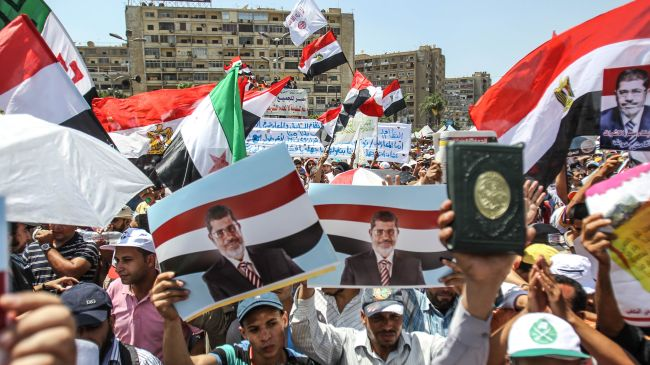 Whilst alienating Egyptian youth, Morsi failed to take full advantage of his Brotherhood support